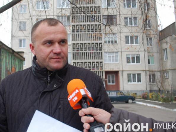 Керівник фракції «Солідарність» Петро Нестерук