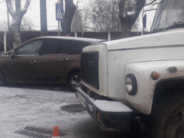 ДТП на Володимирській
