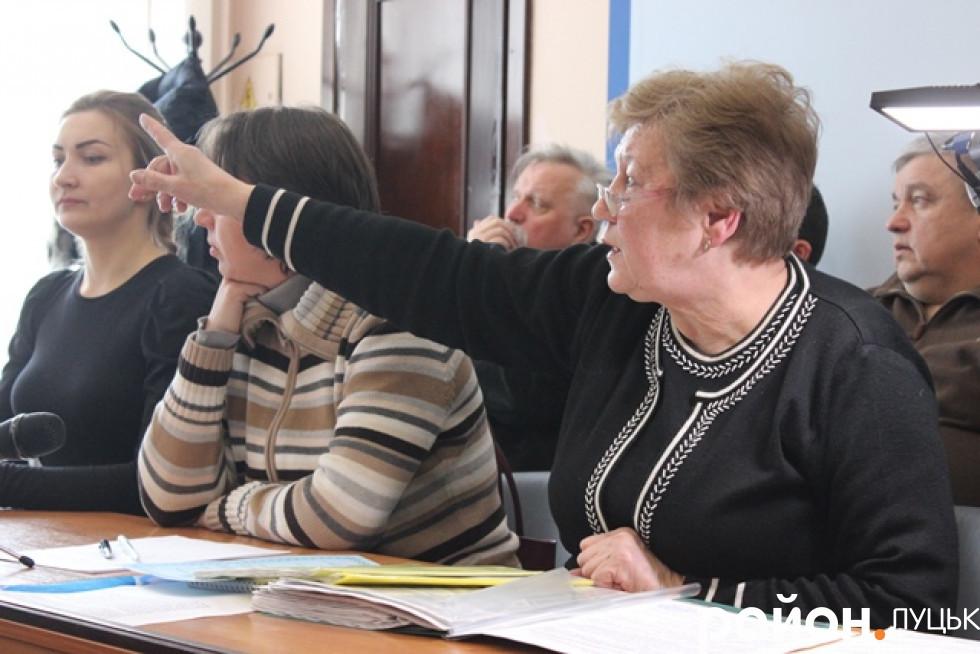 Інженер споруд, що перебувають у користуванні і власності УПЦ КП Надія Мироненко