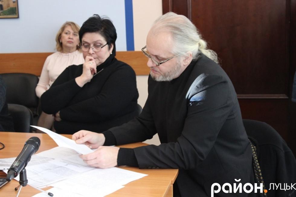 Краєзнавець Ігор Левчук