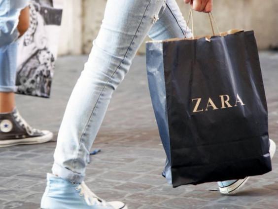 В Instagram створили луцький акаунт магазину ZARA