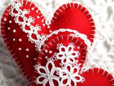 Ярмарок до дня Святого Валентина