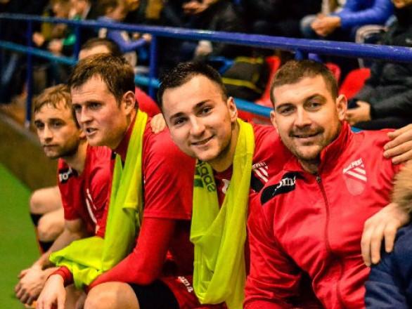 Футзалісти «Ковеля-Волині» недарма позували для фотографа у минулому турі - останніми вихідними вони забезпечили собі перемогу в регулярному чемпіонаті Суперліги