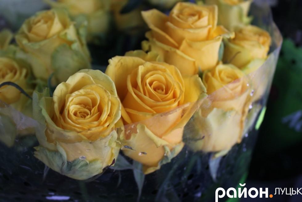 Квіти, за словами продавців, потребують кращих умов