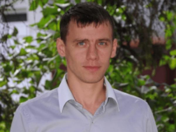 Лучанин Сергій Цюриць, який вчителює у Луцькій спеціалізованій школі І-ІІІ ступенів № 5 посів на конкурсі друге місце
