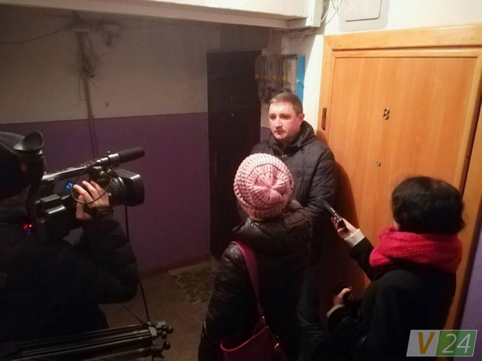 Керівник Луцького відділення ПАТ «Волиньгаз» Руслан Сахарчук