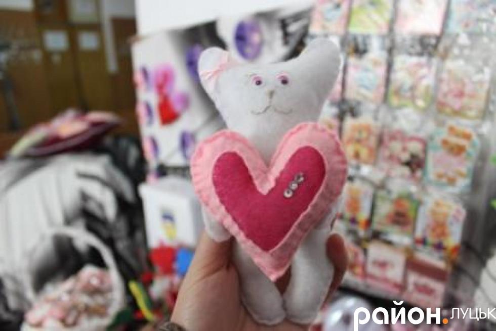 Котики користуються чи не найбільшою популярністю серед закоханих