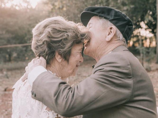 У Луцьку побралось найстарше за останні кілька років подружжя