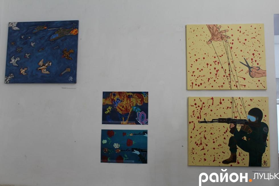 Картини дали змогу всім присутнім переосмислити життя