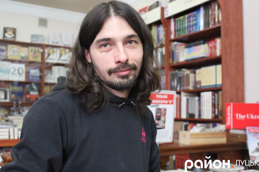Майстер Сергій Столярук