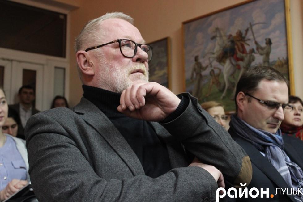 Консул Генерального консульства Республіки Польща у Луцьку Кшиштоф Савіцки