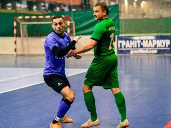 Іронія долі: дві команди із села Хорів - однойменний МФК та «Надія» - зійдуться між собою у першому ж раунді плей-офф футзальної Суперліги
