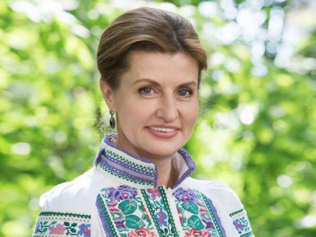 Дружина Президента України буде в Луцьку