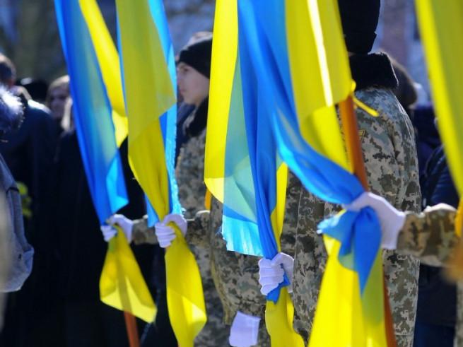 Вшанування Героїв Небесної Сотні у Луцьку
