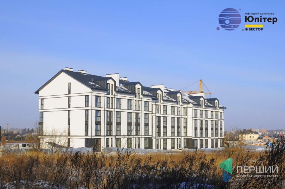 Компанія-забудовник пропонує вигідні умови на дворівневі комфортні квартири в новобудові
