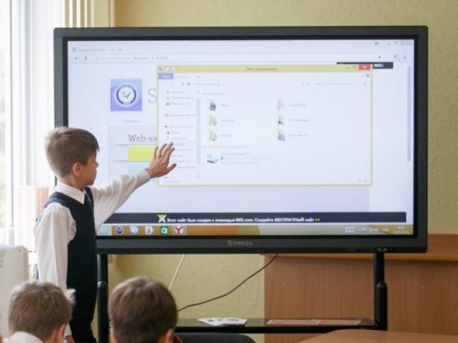 Мультиборди у школах Луцька