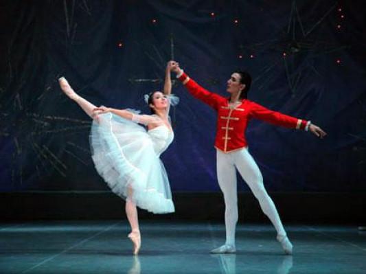 Лучан кличуть на балет «Лускунчик»