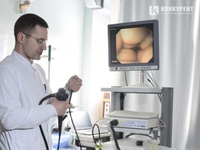 Луцькій лікарні подарували нове обладнання