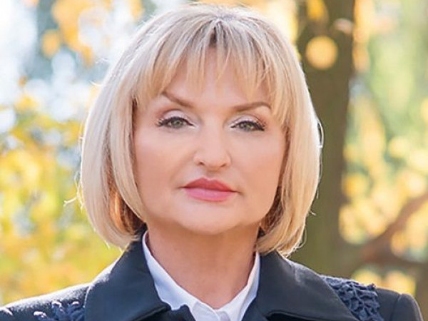 Народна депутатка України Ірина Луценко