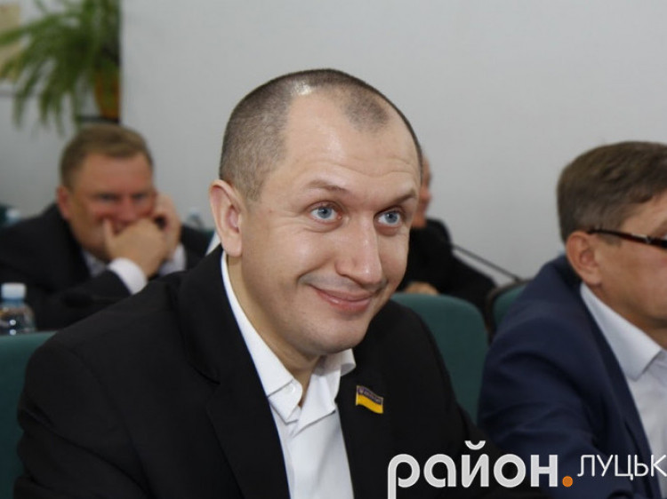 Микола Яручик