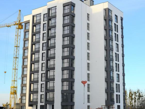 Квартири у «Суперновій» сплановані для приємного і комфортного проживання