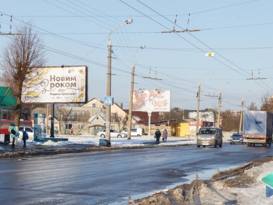 У Луцьку підняли тарифи на зовнішню рекламу