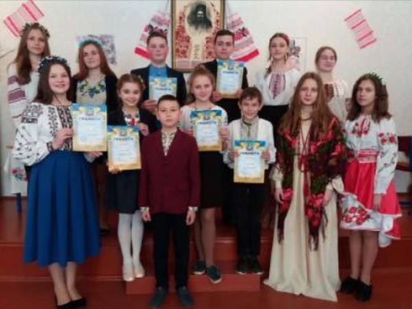 У Княгининівській ОТГ відбувся конкурс читців поезії Шевченка