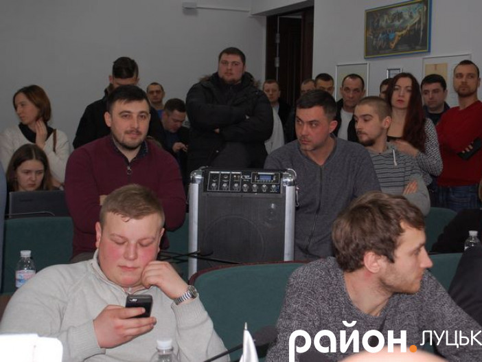 Щасливий Павло Данильчук і його колонка