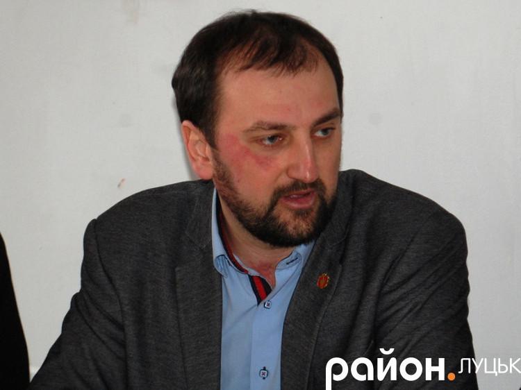 Експерт ЦРУ - Тарас Яковлев