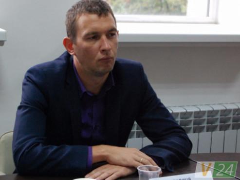 Експерт Волинського центру розвитку урядування Юрій Моклиця