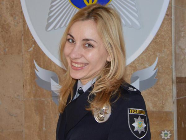 Старша інспекторка поліції Мартіна Москалець