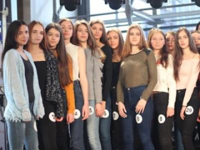 Понад тридцять красунь встали на крок до реалізації мрії стати професійною моделлю