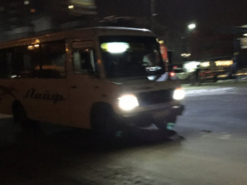 З маршрутки «Луцьк-Рівне» водій намагався вигнати учасника АТО