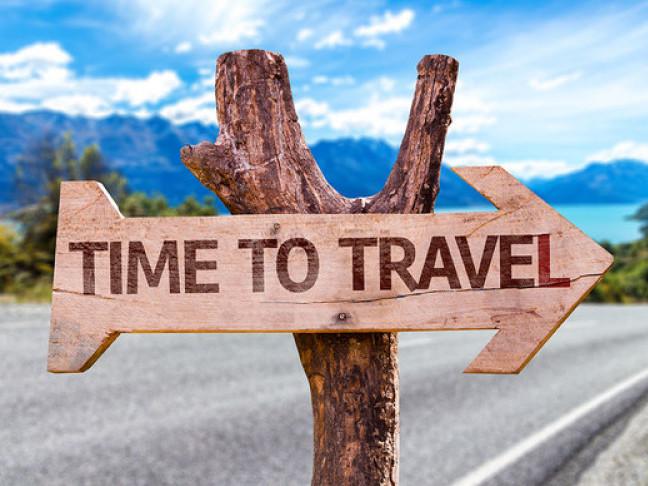 Час подорожувати!