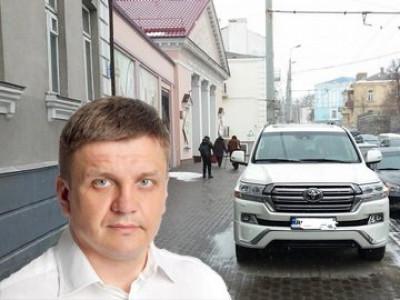 Депутат Луцької міської ради Сергій Була
