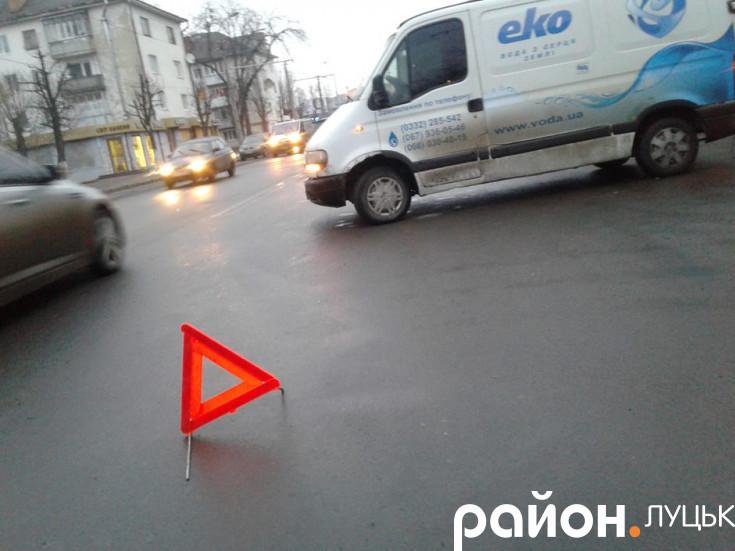 ДТП на Грушевського