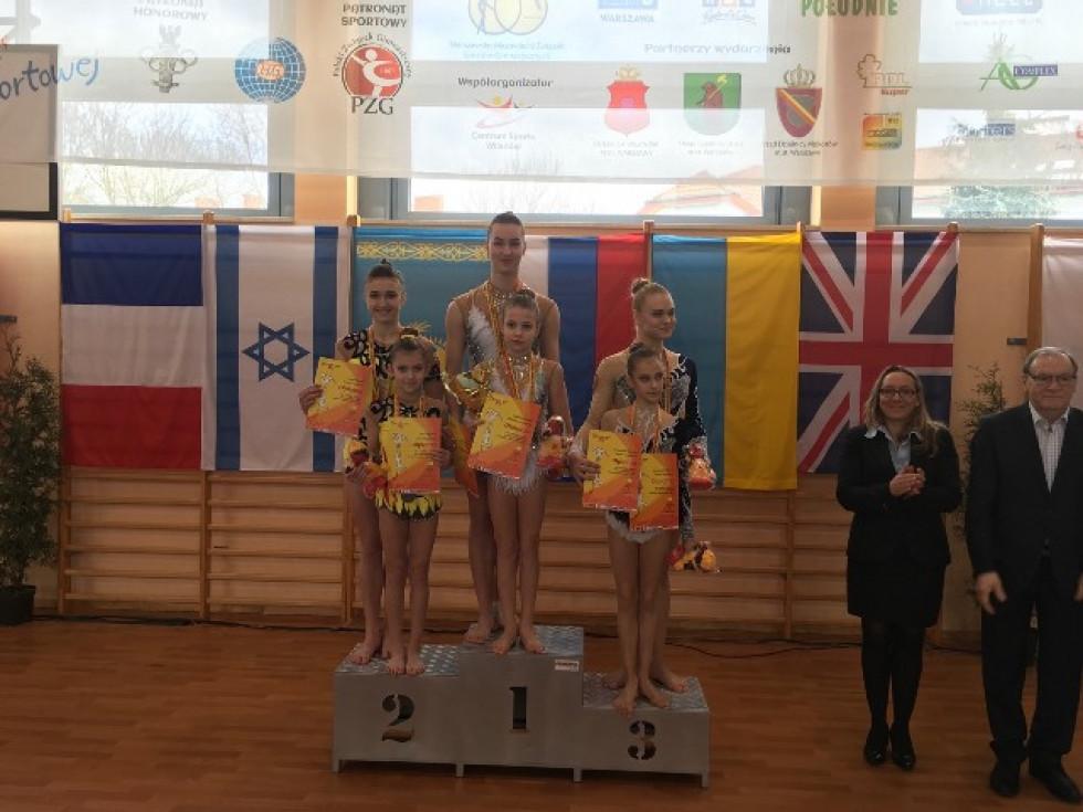 Дует Ірини Юхимюк та Єви Сліпчук (зліва) посів друге місце на турнірі