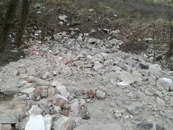 Керівник ОСББ «Світлий квартал» порадив лучанці, як позбутися будівельних відходів