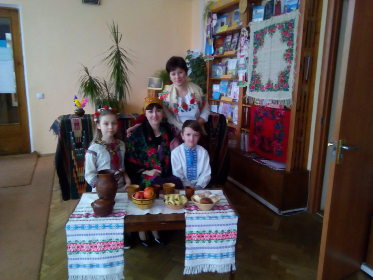 У луцькій бібліотеці відзначили річницю дня народження Тараса Шевченка