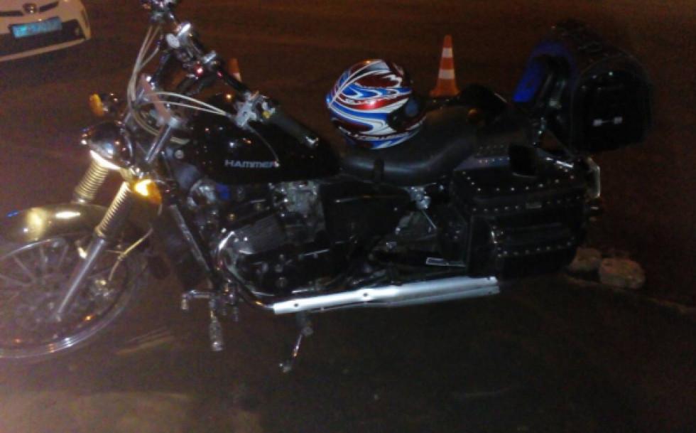 Мотоцикл лучанина