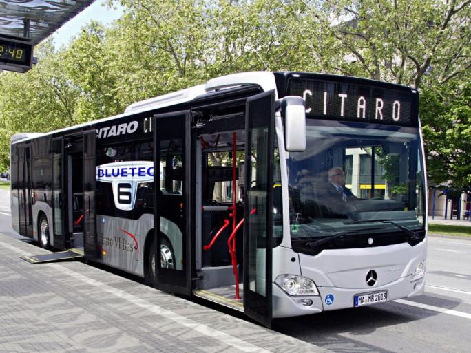 Просто міський автобус з Німеччини