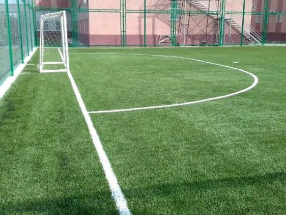 Футбольне поле побудують на вулиці Поліській, 90