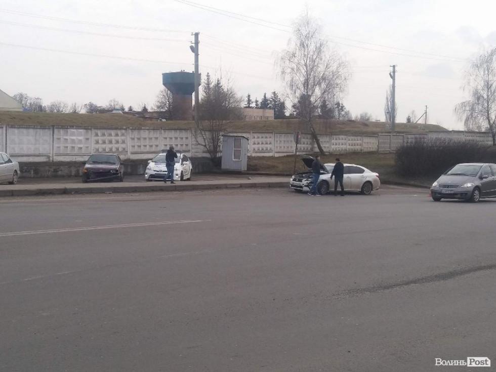 На місці аварії патрулювала поліція