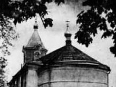 Покровська церква у Луцьку