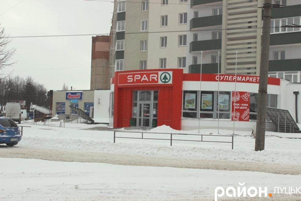 Дорога на кільці Конякіна-Гордіюк