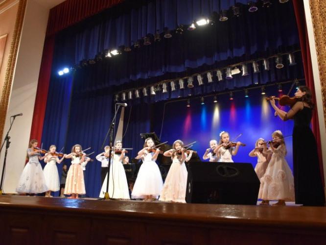 Звітний концерт у Луцьку