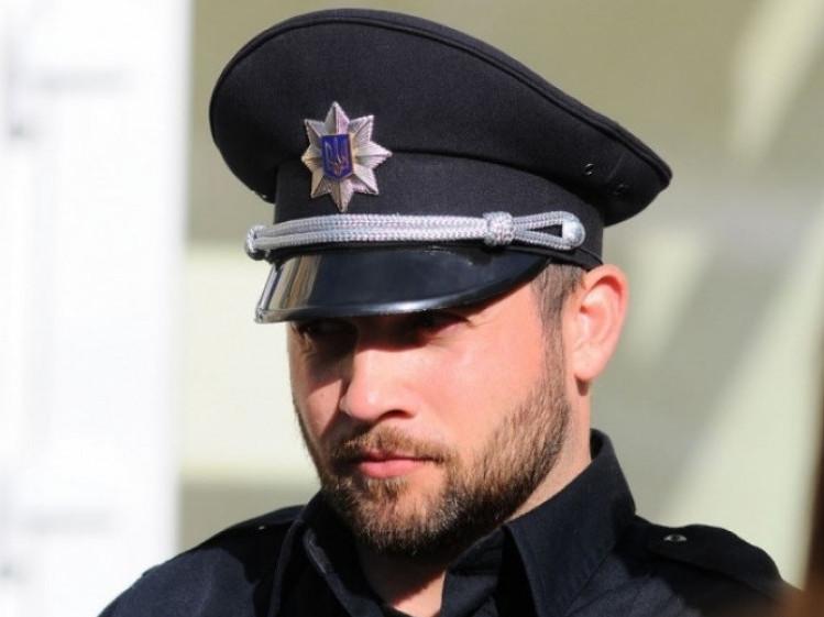 Начальник Управління патрульної поліції в Луцьку Олександр Вовченко