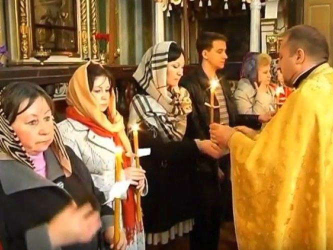 У луцькому соборі відбудеться Соборування