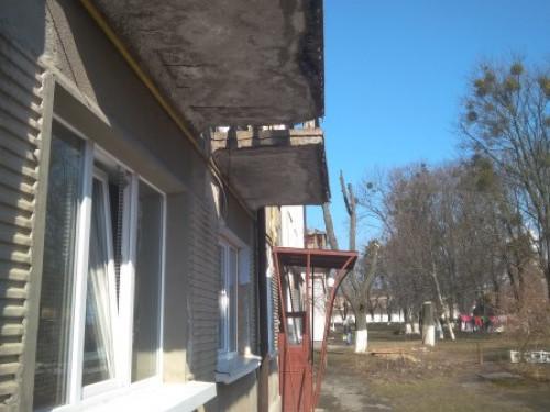 Аварійні балкони