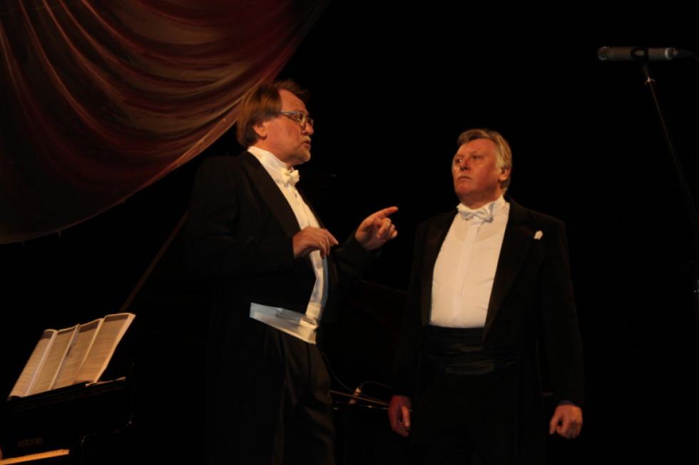 У Луцьку відбувся ювілейний концерт Сергія Беня